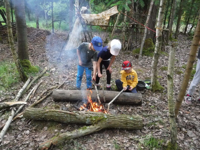 Víte jak rozdělat oheň? Které houby jsou jedlé akteré naopak jedovaté? Umíte se zorientovat vterénu? Zkoušeli jste si někdy postavit přístřešek zmateriálů, co příroda dá?