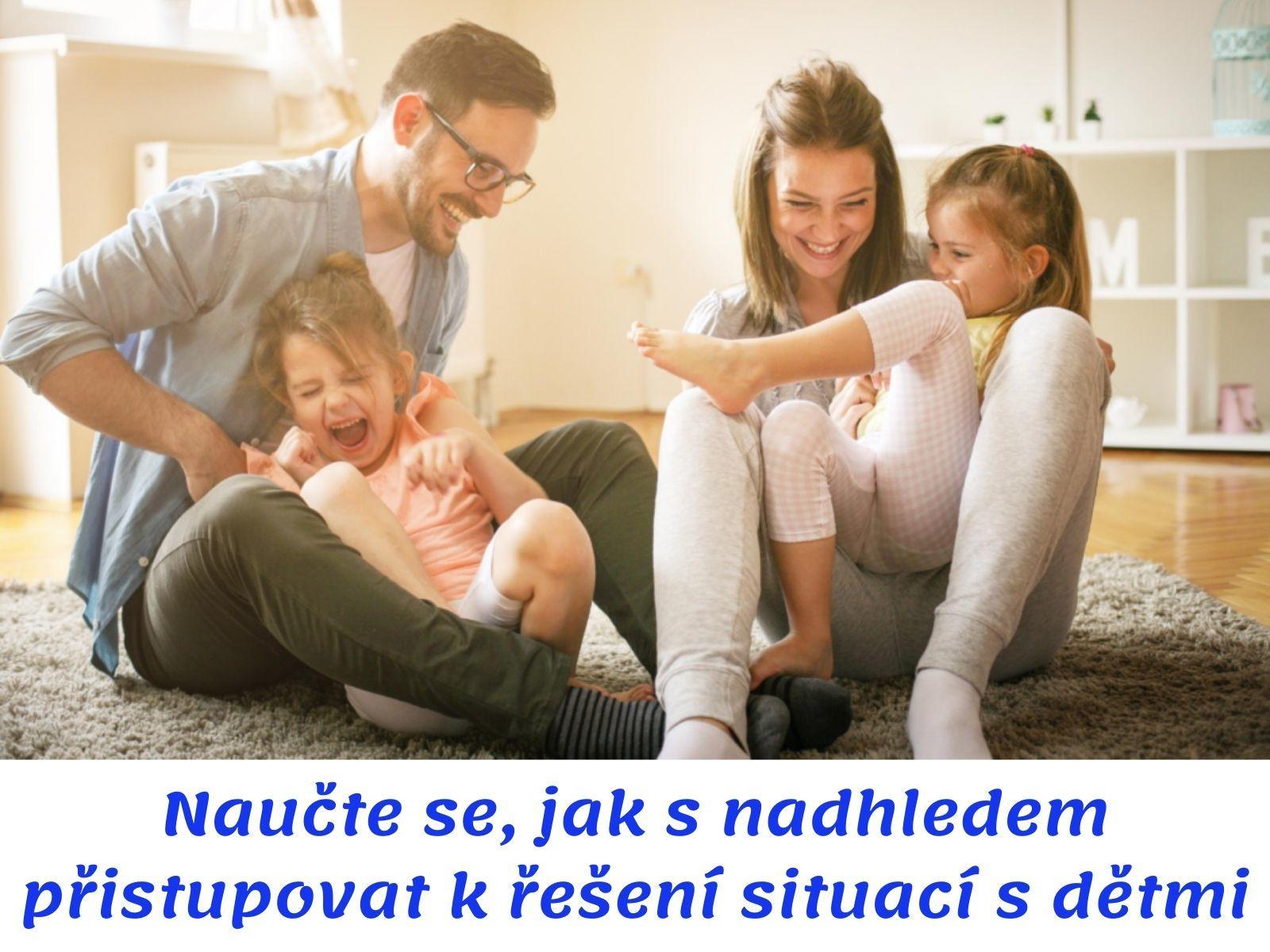 Jak vychovávat děti