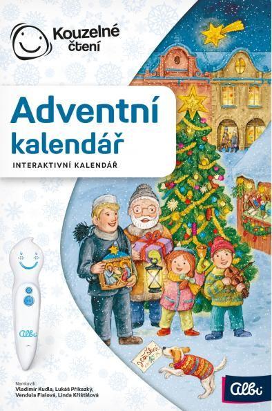 interaktivní adventní kalendář