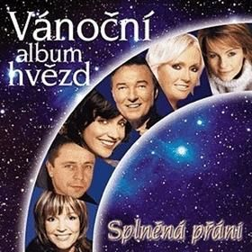 Vánoční album hvězd