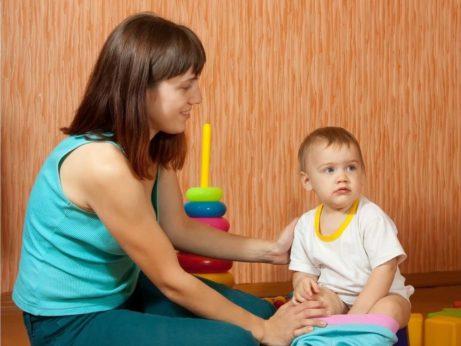 jak naučit dítě na nočník